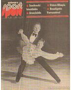 Képes sport 1976. (fél évfolyam bekötve!)