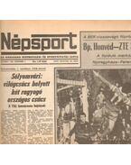 Népsport 1980. November (teljes)