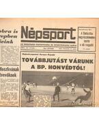 Népsport 1980. Október (teljes)