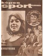 Képes sport 1975. (fél évfolyam)
