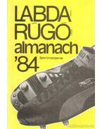 Labdarúgó almanach '84