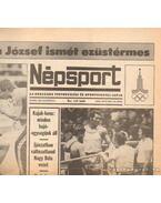 Népsport 1980. Augusztus (teljes)