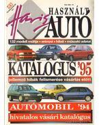 Használt autó katalógus '95