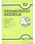 Új Pedagógiai Szemle 1991/7-8