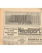 Népsport 1980. Április (teljes)