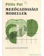 Mezőgazdasági modellek