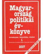 Magyarország politikai évkönyve 2006-ról I-II. kötet
