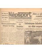 Népsport 1980. Február (teljes)