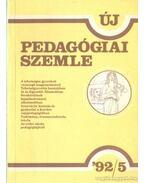 Új Pedagógiai Szemle 1992/5
