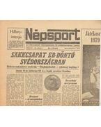 Népsport 1980. Január (teljes)