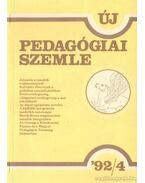 Új Pedagógiai Szemle 1992/4