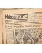 Népsport 1981. Január (teljes)