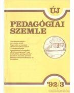 Új Pedagógiai Szemle 1992/3