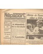 Népsport 1981. Február (hiányos)