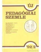 Új Pedagógiai Szemle 1992/2