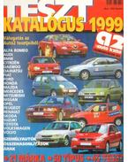 Teszt katalógus 1999.