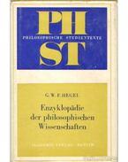 Enzyklopadie der philosophischen Wissenschaften