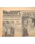Népsport 1981. Április (teljes)