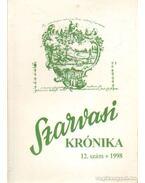 Szarvasi krónika 1998. 12. szám