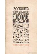 Szocialista Könyvbarátok Évkönyve 1948.