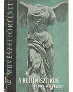 A hellenisztikus görög művészet