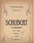 Symphonie No 7. c-dur piano solo