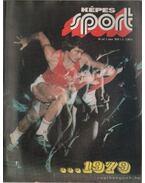 Képes sport 1979. 26. évfolyam (hiányos)
