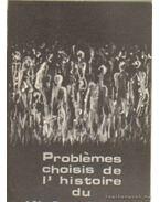 Problémes choisis de l' historie du Kl Auschwitz