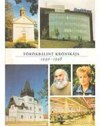 Törökbálint krónikája 1990-1998