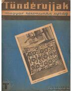 Tündérujjak 1937. június XIII. évf. 6. (146.) szám