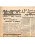 Népsport 1984. Július (teljes)