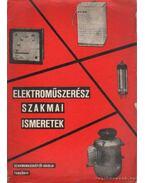 Elekrtoműszerész szakmai ismeretek