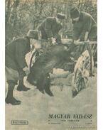 Magyar Vadász XI. évfolyam 1958. február 2. szám