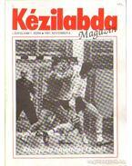 Kézilabda Magazin 1991/1 szám