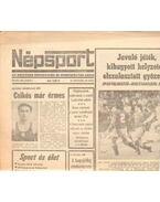 Népsport 1984. Június (teljes)