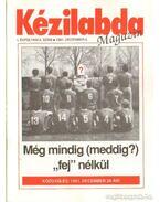 Kézilabda Magazin 1991. december 2. szám