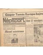 Népsport 1984. Május (teljes)
