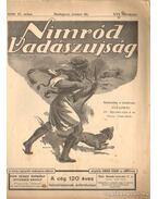 Nimród vadászujság 1928. 17. szám XVI. évfolyam