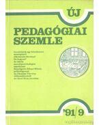 Új Pedagógiai Szemle 1991/9