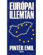 Európai illemtan