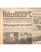 Népsport 1984. Február (teljes)
