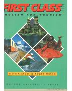 First Class - English for tourism student's book