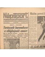 Népsport 1984. Január (teljes)