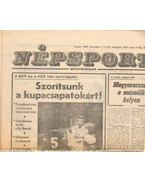 Népsport 1989. November (teljes)