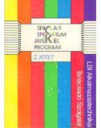 Sinclair Spektrum játék és program - Székely László