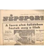Népsport 1989. Október (teljes)