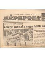 Népsport 1989. Szeptember (teljes)
