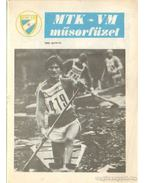 MTK-VM műsorfüzet 1980. április