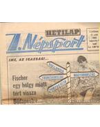 Népsport 1989. Augusztus (teljes)