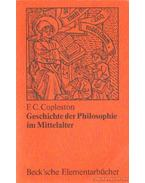 Geschichte der Philosophie im Mittelalter